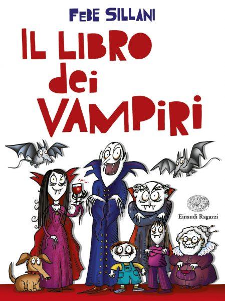 Il libro dei vampiri - Sillani | Einaudi Ragazzi | 9788866562672