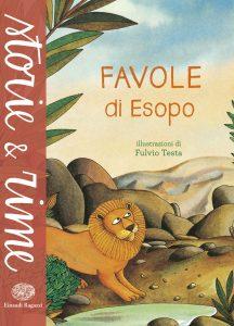 Favole di Esopo - Testa | Einaudi Ragazzi | 9788866562719