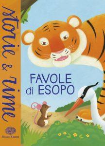 Favole di Esopo | Einaudi Ragazzi | 9788866562818
