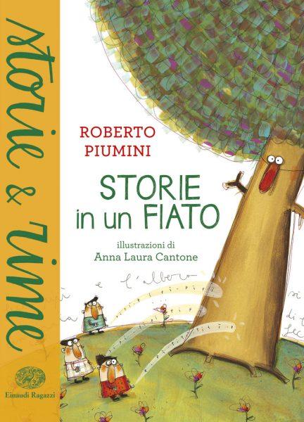 Storie in un fiato - Piumini/Cantone | Einaudi Ragazzi | 9788866562832