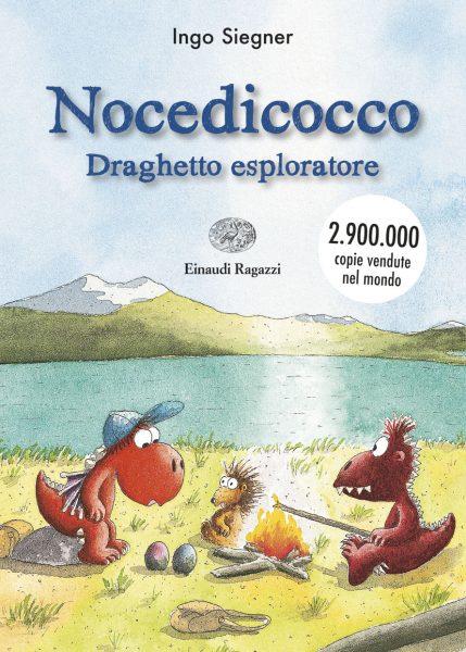 Nocedicocco draghetto esploratore - Siegner | Einaudi Ragazzi | 9788866563372