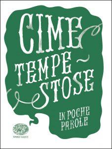 Cime tempestose - Cercenà (da Brontë) | Einaudi Ragazzi | 9788866563471