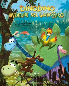 Dinodino - Avventure nel Giurassico vol. III - Bordiglioni/Bertolucci | Emme Edizioni | 9788867140206