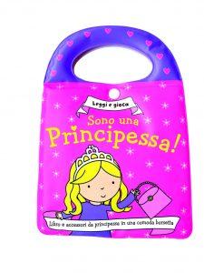 Leggi e gioca - Sono una principessa! | Emme Edizioni | 9788867140497