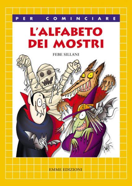 L'alfabeto dei mostri - Sillani | Emme Edizioni | 9788867140589