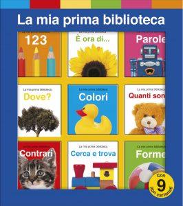 La mia prima biblioteca | Emme Edizioni | 9788867140770