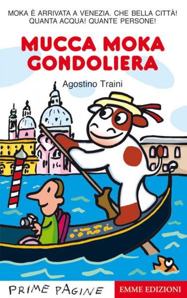 Mucca Moka gondoliera - Traini | Emme Edizioni | 9788867140855