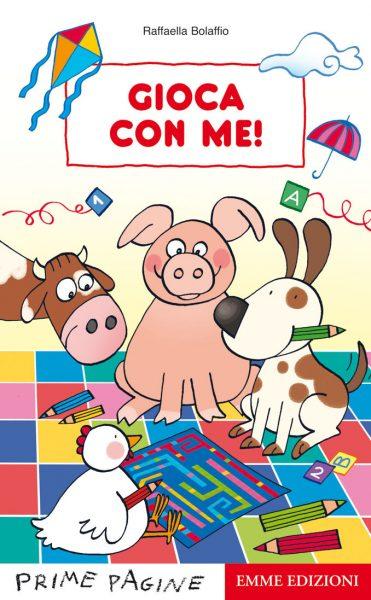 Gioca con me! - Bolaffio | Emme Edizioni | 9788867140862