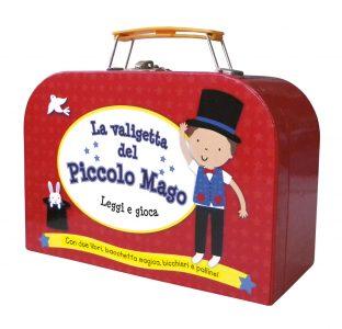 La valigetta del Piccolo Mago - Leggi e gioca | Emme Edizioni | 9788867141128