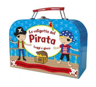 La valigetta del pirata - Leggi e gioca | Emme Edizioni | 9788867141135