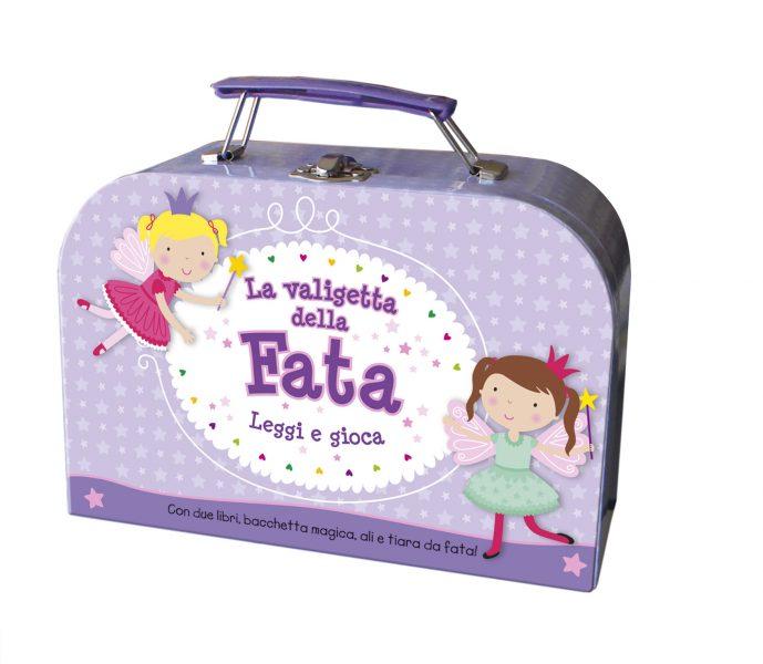 La valigetta della Fata - Leggi e gioca   Emme Edizioni   9788867141142