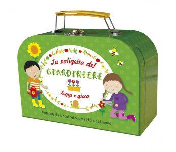 La valigetta del Giardiniere - Leggi e gioca | Emme Edizioni | 9788867141784