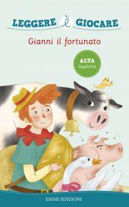Gianni il fortunato - AA.VV./Zito | Emme Edizioni | 9788867141920