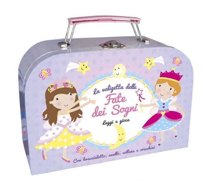 La valigetta delle Fate dei Sogni - Leggi e gioca | Emme Edizioni | 9788867142446