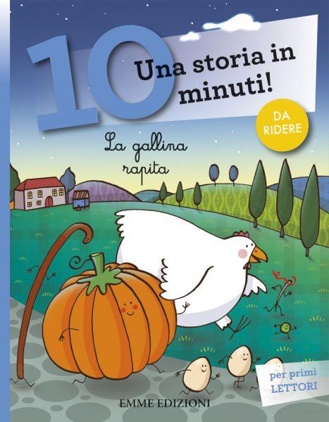 La gallina rapita - Lazzarato/Bolaffio | Emme Edizioni | 9788867142569