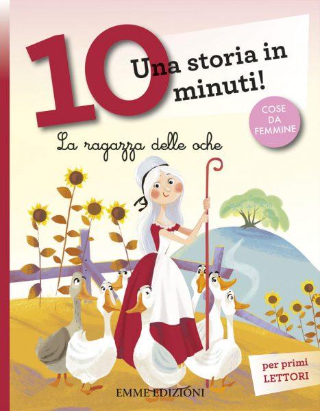 La ragazza delle oche - Lazzarato/Nocentini | Emme Edizioni | 9788867142576