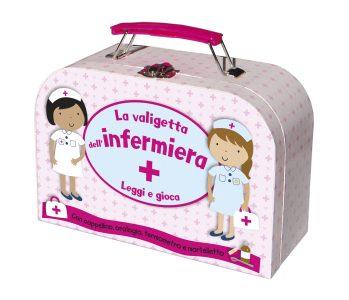 La valigetta dell'infermiera - Leggi e gioca | Emme Edizioni | 9788867142675
