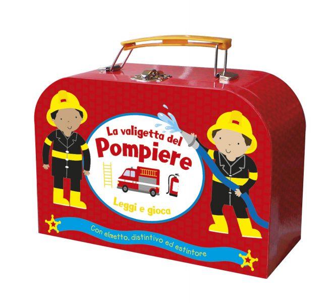 La valigetta del pompiere - Leggi e gioca | Emme Edizioni | 9788867142699