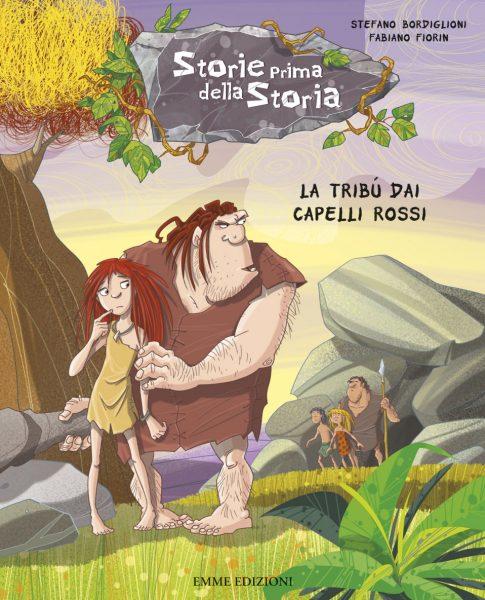 La tribù dai capelli rossi - Bordiglioni/Fiorin | Emme Edizioni | 9788867142866