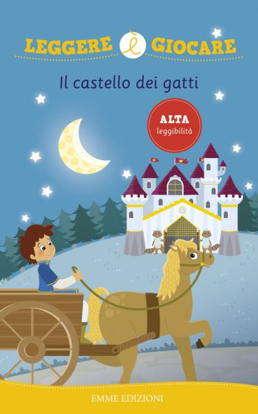Il castello dei gatti - Sbandelli | Emme Edizioni | 9788867143078