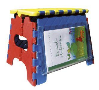 Il mio sgabello per leggere | Emme Edizioni | 9788867143108