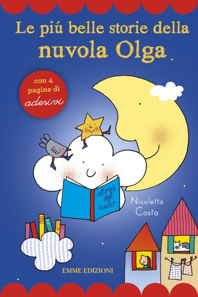 Le più belle storie della nuvola Olga - Costa | Emme Edizioni | 9788867143122