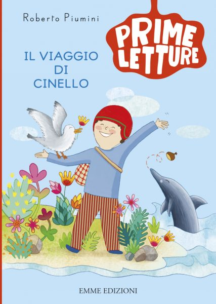Il viaggio di Cinello - Piumini/Zaffaroni   Emme Edizioni   9788867143207