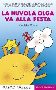 La nuvola Olga va alla festa - Costa | Emme Edizioni | 9788867143672