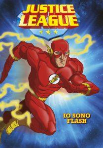 Justice League - Io sono Flash   Emme Edizioni   9788867143955