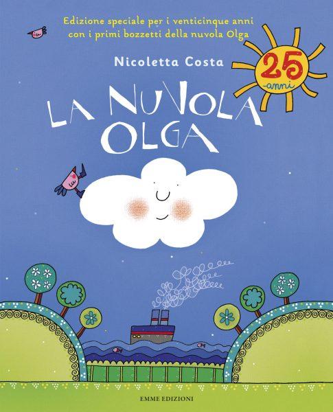 La nuvola Olga - 25 anni - Costa | Emme Edizioni | 9788867143993