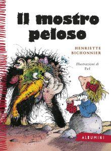 Il mostro peloso - Bichonnier/Pef | Emme Edizioni | 9788867144006