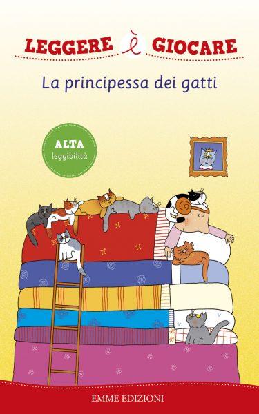 La principessa dei gatti - Costa | Emme Edizioni | 9788867144068