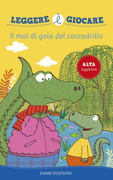 Il mal di gola del coccodrillo - Bolaffio | Emme Edizioni | 9788867144075
