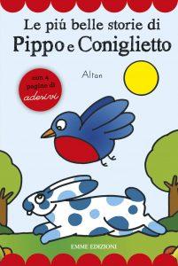 Le più belle storie di Pippo e Coniglietto - Altan | Emme Edizioni | 9788867144143