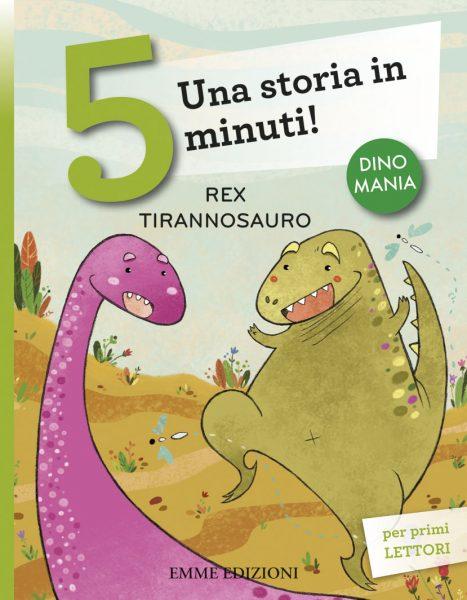 Rex tirannosauro - Bordiglioni/Battiloro | Emme Edizioni | 9788867144198