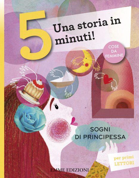 Sogni di principessa - Piumini/Godeassi | Emme Edizioni | 9788867144204