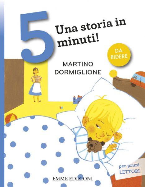 Martino dormiglione - Piumini/Kastelic | Emme Edizioni | 9788867144211