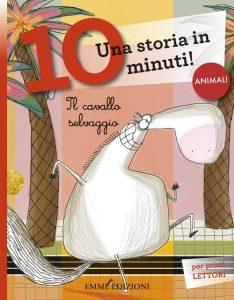 Il cavallo selvaggio - Piumini/Cantone | Emme Edizioni | 9788867144235