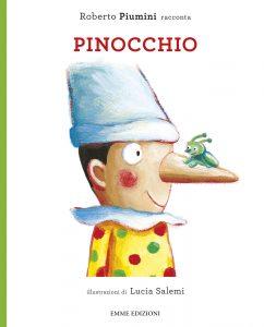 Pinocchio - Piumini/Salemi | Emme Edizioni | 9788867144457