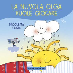 La nuvola Olga vuole giocare - Costa | Emme Edizioni | 9788867144921