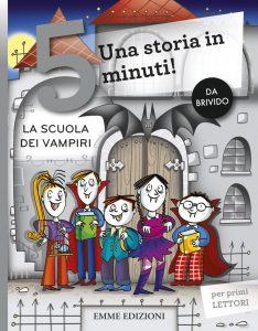 La scuola dei vampiri - Sillani | Emme Edizioni | 9788867144969