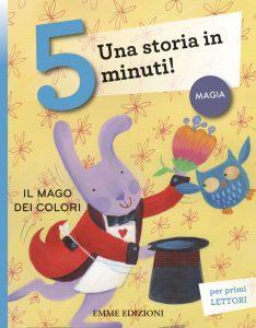 Il mago dei colori - Bordiglioni/Vagnozzi | Emme Edizioni | 9788867144976