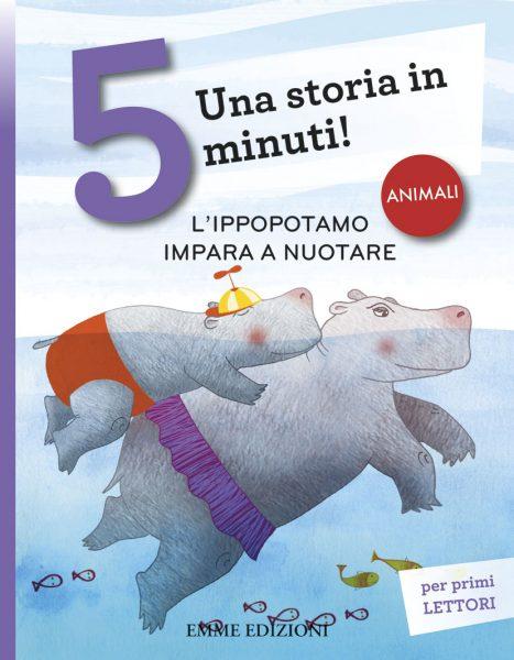 L'ippopotamo impara a nuotare - Bordiglioni/Zaffaroni | Emme Edizioni | 9788867144983