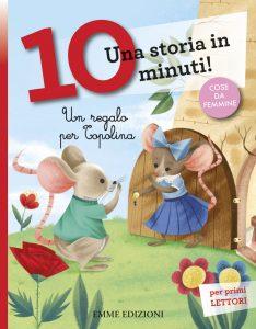 Un regalo per Topolina - Bordiglioni/Longhi | Emme Edizioni | 9788867144990