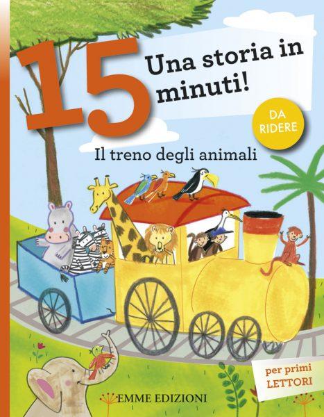 Il treno degli animali - Bordiglioni/Mariani | Emme Edizioni | 9788867145003