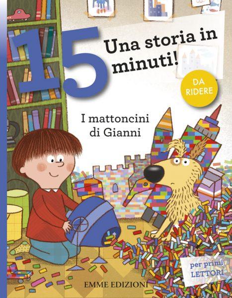 I mattoncini di Gianni - Bordiglioni/Bolaffio | Emme Edizioni | 9788867145010