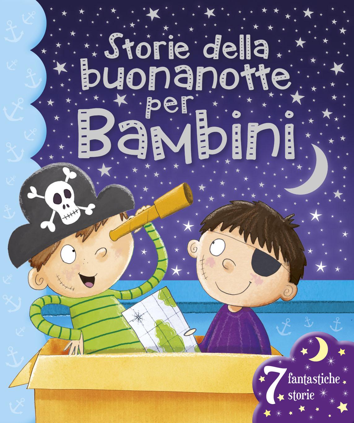 Storie Della Buonanotte Per Bambini Emme Edizioni