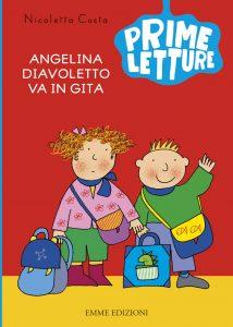 Angelina diavoletto va in gita - Costa | Emme Edizioni | 9788867145270