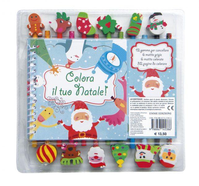 Colora il tuo Natale! | Emme Edizioni | 9788867145386
