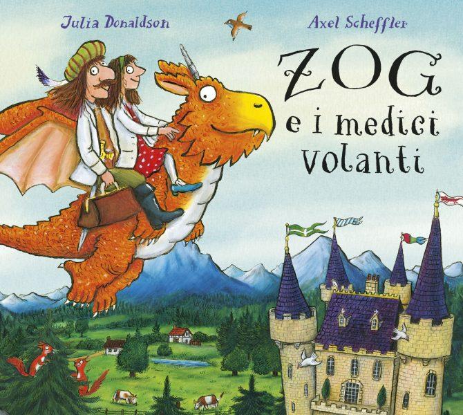 Zog e i medici volanti - Donaldson/Scheffler | Emme Edizioni | 9788867145416